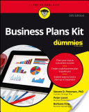 Cover image for Business Plans Kit For Dummies