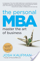 Cover image for The Personal MBA