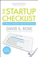 Cover image for The Startup Checklist