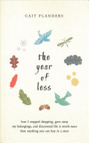 Cover image for The Year of Less