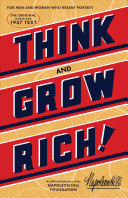 Cover image for Think and Grow Rich