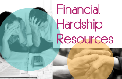 Financial Hardship Resources