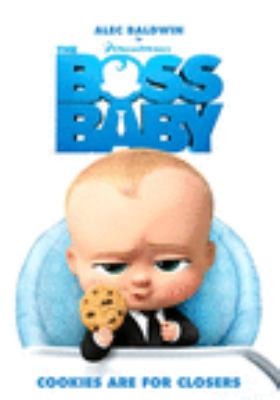 Boss Baby Movie Cover
