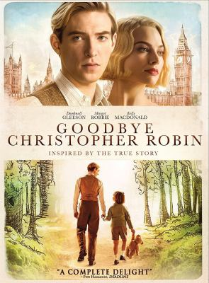 Goodbye Christopher Robin Movie Cover
