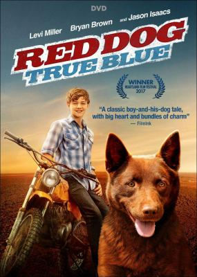 Red Dog: True Blue Movie Cover