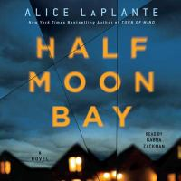 half moon bay audio book cover