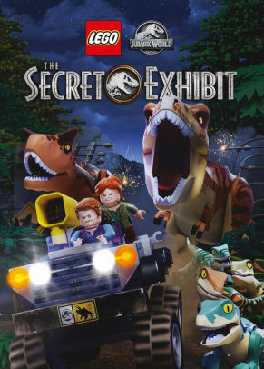 LEGO Jurassic World: The Secret Exhibit movie poster