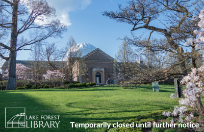 Library temporarily closed