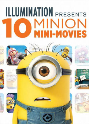 10 Minion Mini-movies movie poster