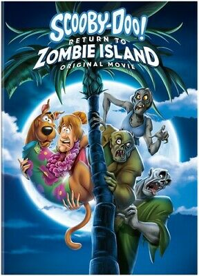 Scooby Doo: Return to Zombie Island movie poster