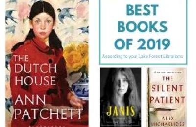 Best Books of 2019 with Book Covers
