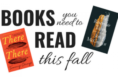 Books You need to read this fall