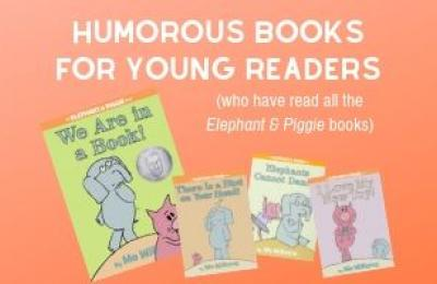 Humorour Books for Young Readers