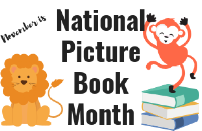 November is National Picture Book Month