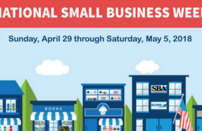 National Small Business Week Apr 29-May 5