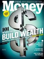 Money Magazine cover