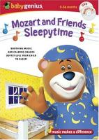 Mozart and Friends Sleepy Time movie cover