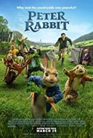 Peter Rabbit movie cover