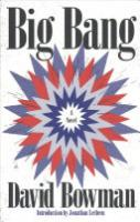 Cover image for Big Bang