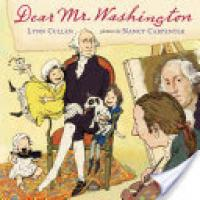 Cover image for Dear Mr. Washington