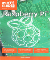 Cover image for Idiot's Guides: Raspberry Pi