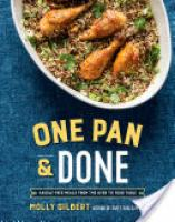 Cover image for One Pan & Done