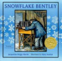 Cover image for Snowflake Bentley