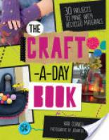 Cover image for The Craft-a-day Book