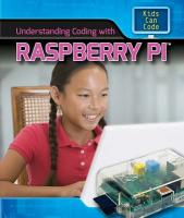 Understanding Coding with Raspberry Pi book cover