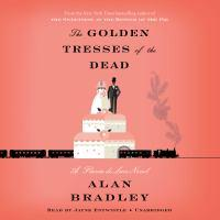 The Golden Tresses of the Dead book cover