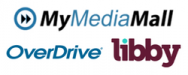 My Media Mall/Overdrive/Libby Logos