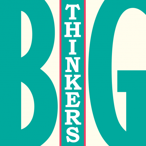 Big Thinkers logo