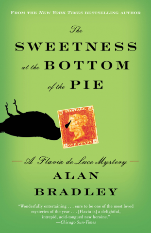 The Sweetness at the Bottom of the Pie book cover