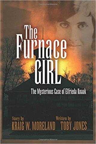 The Furnace Girl Book Cover