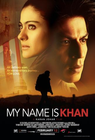 My Name is Khan movie cover
