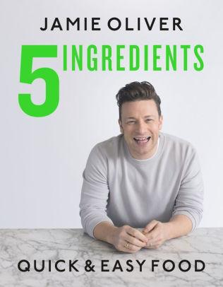 5 Ingredients Quick & Easy Food book cover