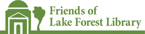 Friends of Lake Forest Library logo