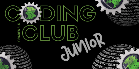 Coding Club Junior Grades 3-5