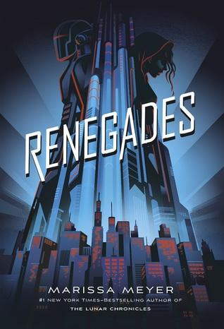 Renegades book cover