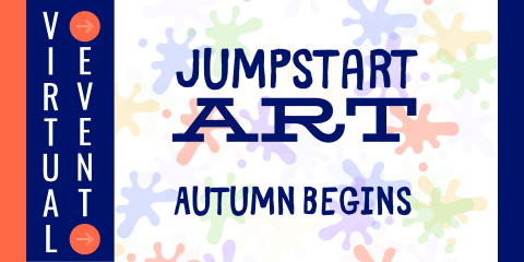 Jumpstart Art: Autumn Begins image