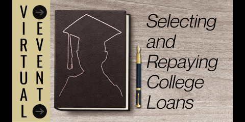 Selecting and Repaying College Loans image