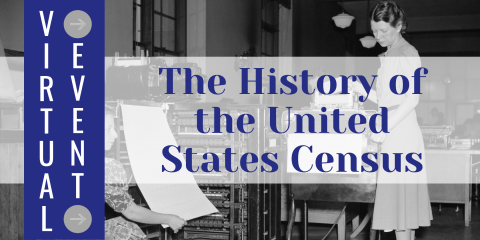 The History of the United States Census event image
