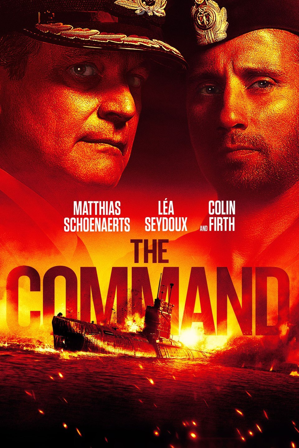 The Command (Kursk) movie poster