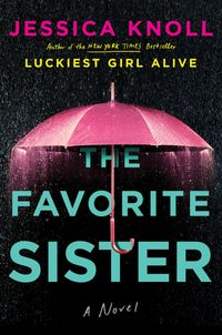favorite sister book cover