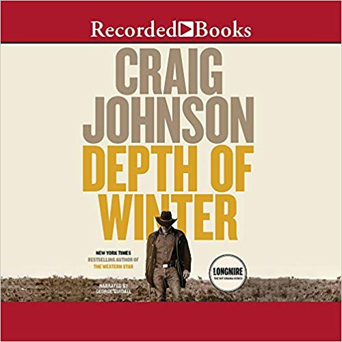 depth of winter book cover